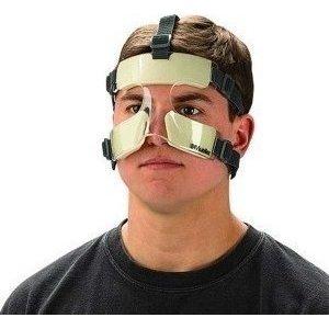 Προστατευτική Μάσκα Μύτης με Μαξιλαράκια από Αφρό Mueller Nose Guard