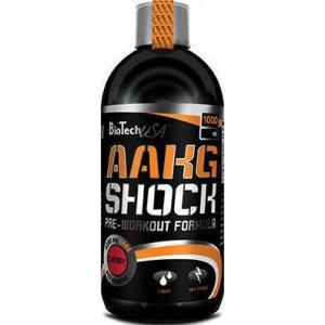 Άλφα Κετογλουταρική Αργινίνη AAKG Shock Extreme 1000ml Πορτοκάλι