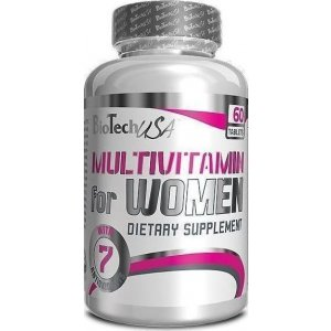 Multivitamin for Women 60 ταμπλέτες