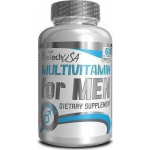 Multivitamin For Men 60 ταμπλέτες