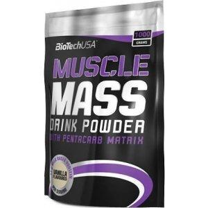 Muscle Mass 1000gr Σοκολάτα