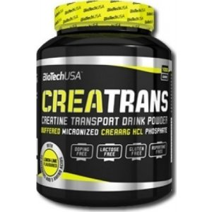 CreaTrans 1000gr Lemon lime