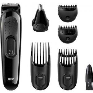 Σετ Περιποίησης Γενειάδας - Μαλλιών 6 σε 1 Braun Multi Grooming Kit MGK3020