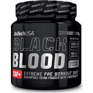 Black Blood Caf+ 300gr Grape