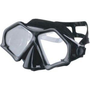 Μάσκα Ενηλίκων PVC με Πλαίσιο PC, Γυάλινους Φακούς & Εύκολα Ρυθμιζόμενο Λουράκι - 274-1672