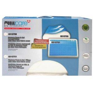 Μαξιλάρι Ύπνου Ανατομικό με Gel & Memory Foam με Aloe Vera Κάλυμμα - 0810701 - Σε 12 άτοκες δόσεις