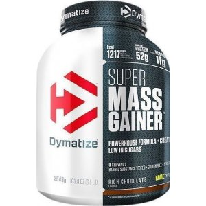 Super Mass Gainer 2934gr Rich Chocolate