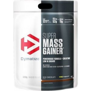 Super Mass Gainer 5232gr Rich Chocolate