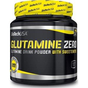 Glutamine Zero 300gr Λεμόνι