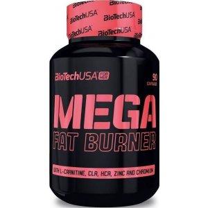 Mega Fat Burner 90 ταμπλέτες