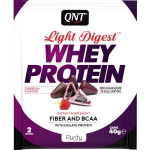 Πεντανόστιμη και Εύπεπτη Πρωτεΐνη Ορού Γάλακτος - Cuberdon - 40gr