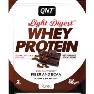 Πεντανόστιμη και Εύπεπτη Πρωτεΐνη Ορού Γάλακτος - Belgian Chocolate - 40gr