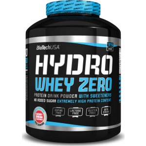 ΚΑΘΑΡΗ ΠΡΩΤΕΪΝΗ, HYDRO WHEY ZERO 1816gr - Chocolate Hazelnut