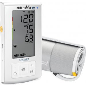 Ψηφιακό Πιεσόμετρο Microlife BP AFIB Α6 Bluetooth® με Τεχνολογία Ανίχνευσης Κολπικής Μαρμαρυγής