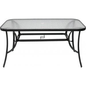 Μεταλλικό Τραπέζι Ανθρακί - 180x100x72cm - 189-0865