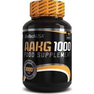 Άλφα Κετογλουταρική Αργινίνη AAKG 1000mg 100 ταμπλέτες