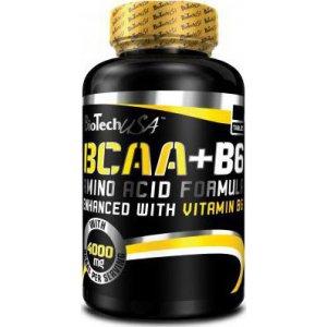 BCAA+B6 4000mg 100 ταμπλέτες
