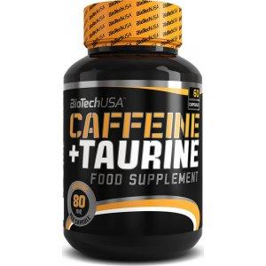 Caffeine & Taurine 60 κάψουλες