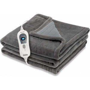 Κουβέρτα Ηλεκτρική Daga Softy Fleece Μονή (150x100cm)
