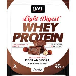 Πεντανόστιμη και Εύπεπτη Πρωτεΐνη Ορού Γάλακτος - Hazelnut Chocolate - 40gr