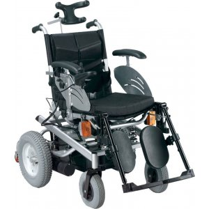 Αναπηρικό Αμαξίδιο Ηλεκτροκίνητο με Προσκέφαλο AC-71Β - Σε 12 άτοκες δόσεις