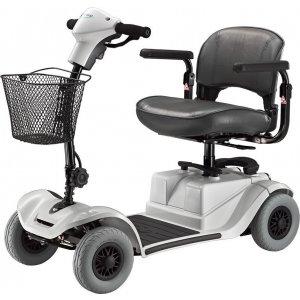 Ηλεκτροκίνητο Αμαξίδιο - Scooter Kymco Mini E - Λευκό  - Σε 12 άτοκες δόσεις