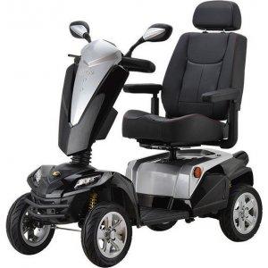 Ηλεκτροκίνητο Αμαξίδιο - Scooter Kymco Maxer - Μαύρο - Σε 12 άτοκες δόσεις