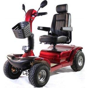 Ηλεκτροκίνητο Αμαξίδιο Mobility Scooter Βαρέως Τύπου VT64030 09-2-162- Σε 12 άτοκες δόσεις