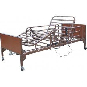 Νοσοκομειακό Κρεβάτι Ηλεκτροκίνητο Πολύσπαστο - 0808470 - Σε 12 άτοκες δόσεις