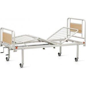 Κρεβάτι-Νοσοκομειακή κλίνη Δίσπαστη με ρόδες - 10-2-013 - Σε 12 άτοκες δόσεις