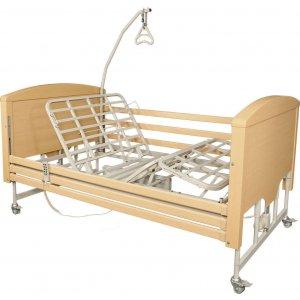 Νοσοκομειακό Ηλεκτρικό Κρεβάτι Πολύσπαστο Bariatric Ημίδιπλο V-Plus - Σε 12 άτοκες δόσεις