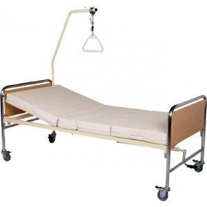 Νοσοκομειακό Κρεβάτι Μονόσπαστο KN 200.1 econ Chromium - Σε 12 άτοκες δόσεις