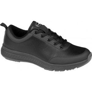 Ανατομικό Δερμάτινο Sneaker Scholl Energy Plus BK