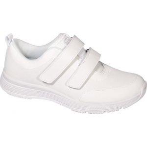 Ανατομικό Δερμάτινο Sneaker Scholl Energy Plus Strap WH