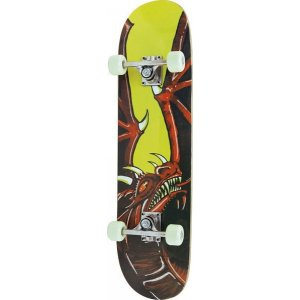 Skate Reinforced 78,5x20x9~12cm - Σχέδιο Αυγό Δράκου
