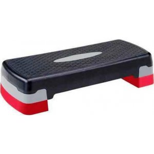 Step Aerobic Optimum με Ρύθμιση του Ύψους της Άσκησης σε 2 Επίπεδα (69x29x10/15CM) - CX-SP1001