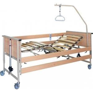 Ηλεκτρικό Νοσοκομειακό Κρεβάτι Economy 504W (New Edition) με στρώμα - Σε 12 Άτοκες Δόσεις