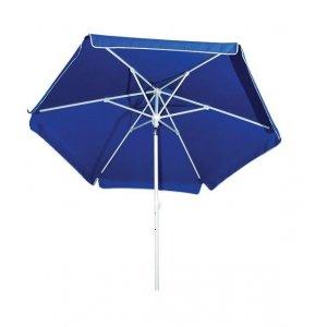 Ομπρέλα Βεράντας - Κήπου - Θαλάσσης Βαρέως Τύπου Ημιεπαγγελματική 2m με Μεταλλικό Ιστό