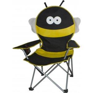 Πολυθρόνα Παιδική Μεταλλική Polyester - Με Κλείδωμα Ασφαλείας
