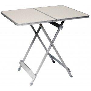 Τραπέζι Αλουμινίου Πτυσσόμενο - L79,5xW60xH72cm