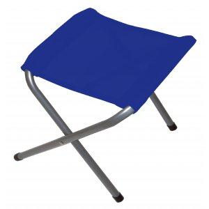 Σκαμπό Μεταλλικό Ύφασμα Polyester 600D