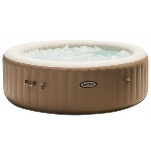 Intex Pure Spa Bubble Massage 4 Ατόμων 145x196x71cm - 28404 - σε 12 άτοκες δόσεις