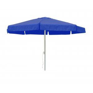 Ομπρέλα Κήπου Μπλε 3m με Ιστό Αλουμινίου