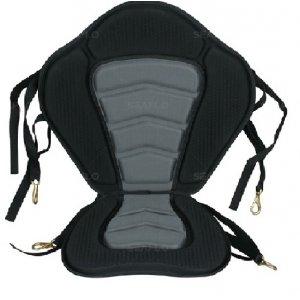 Κάθισμα για Kayak Μαύρο-Γκρι - 77-34887