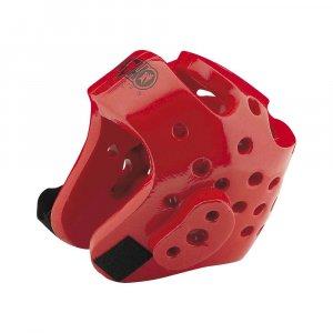 Προηγμένη κάσκα ανοιχτού τύπου Duna Head Red XL