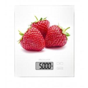 Ψηφιακή Ζυγαριά Κουζίνας ως 5kg KS 210 - Φράουλες