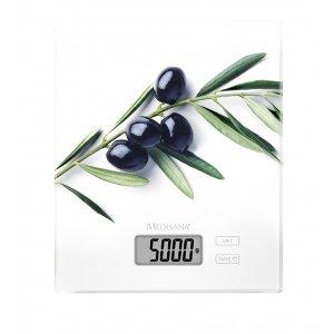 Ψηφιακή Ζυγαριά Κουζίνας ως 5kg KS 210 - Ελιά