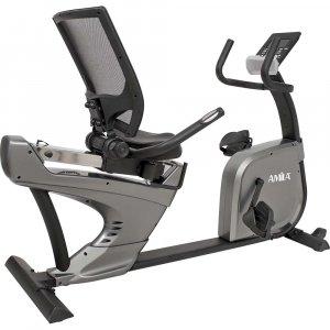 Ποδήλατο καθιστό AT-817G1 - Αντίσταση: 32 επίπεδα (ηλεκτρονικά ελεγχόμενη) - Θέση: Μεγάλου μεγέθους ρυθμιζόμενη πάνω-κάτω εμπρός-πίσω - Σε 12 άτοκες δόσεις