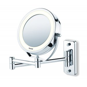 Επιτοίχιος ατομικός καθρέπτης με φως Beurer BS 59