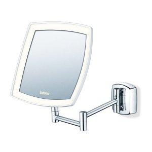 Επιτοίχιος Καθρέπτης Μακιγιάζ με Έντονο Φως Beurer BS 89